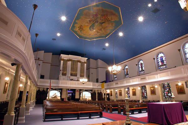 Saint Marys (PA) United States  City new picture : Old St. Mary's Catholic Church — Visit Philadelphia ...